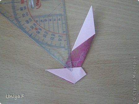 Кусудама Мастер-класс Оригами Khanuma Туториал  Бумага фото 13