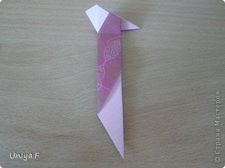 Кусудама Мастер-класс Оригами Khanuma Туториал  Бумага фото 14