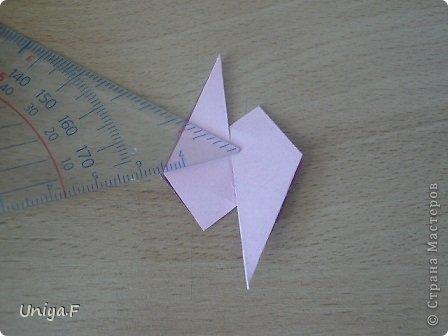 Кусудама Мастер-класс Оригами Khanuma Туториал  Бумага фото 15