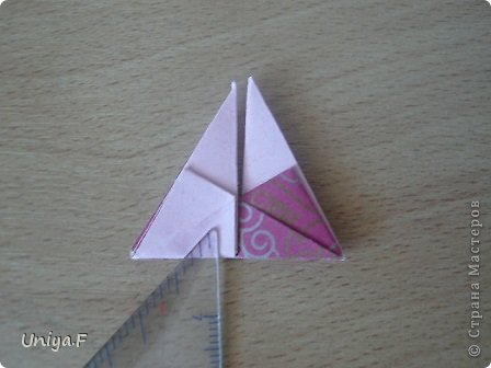 Кусудама Мастер-класс Оригами Khanuma Туториал  Бумага фото 18