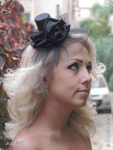 сестра увидела шляпку Мелиссы,и заказала себе как делать шляпку можно посмотреть здесь-   https://stranamasterov.ru/node/556071 фото 3