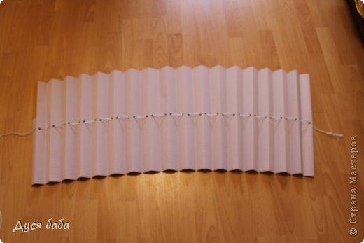 Мастер-класс Жалюзи из бумаги МК №2 Бумага фото 7