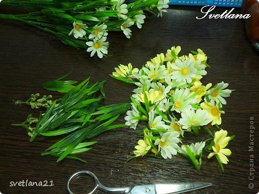 Processo de modelagem master-class de fazer uma xícara de flor foto 7
