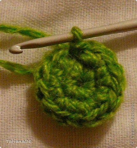 Мастер-класс Вязание крючком