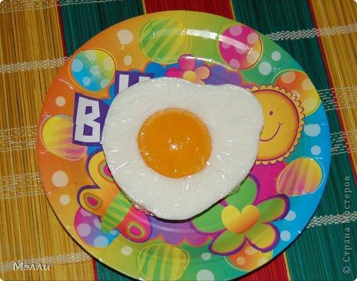 Перед праздником Пасхи особо актуальными оказалось мыло в форме яйца – как