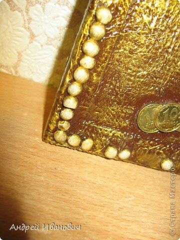 Панно денежное дерево из монет своими