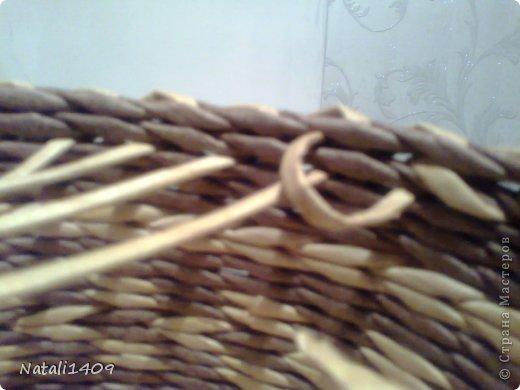 Мастер-класс Поделка изделие Декупаж Плетение Оригинальные загибочки Бумага газетная Салфетки Трубочки бумажные фото 8