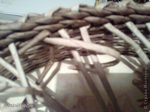 Мастер-класс Поделка изделие Декупаж Плетение Оригинальные загибочки Бумага газетная Салфетки Трубочки бумажные фото 19