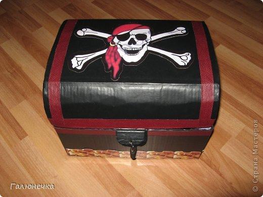 Подарить подарок в стиле пиратов 36