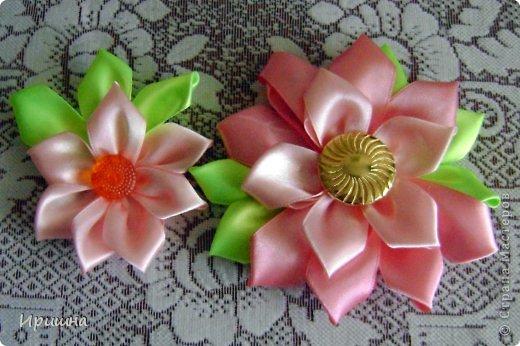Мои пробные цветики
