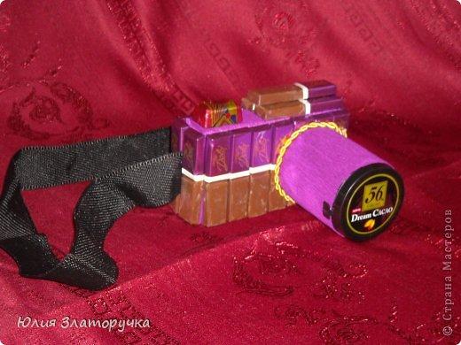 Вот и мой первый долгожданный фотоаппарат. Сделан для человека,немного увлекающегося фотографией. фото 1