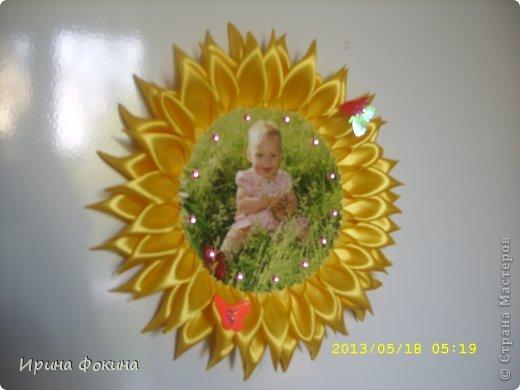 Поделки из канзаши фото
