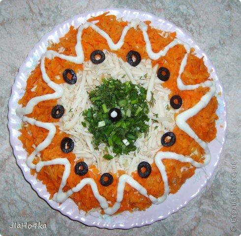 Салаты на день рождения с черносливом рецепты