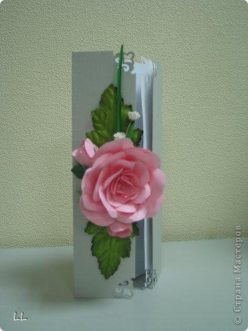 Розовый букетик фото 1