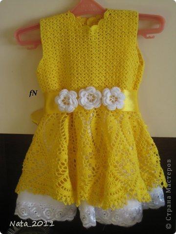 Платья для маленьких принцесс. фото 1