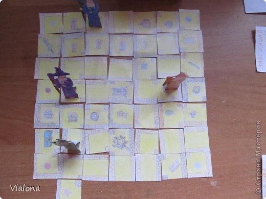 Как сделать из бумаги настольную игру видео