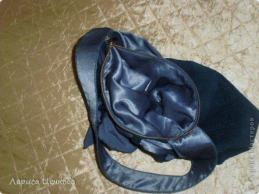 а вот и моя новая сумочка из стареньких моих джинсов фото 5