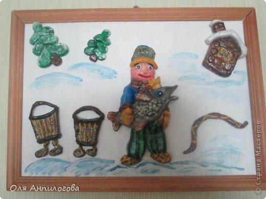 Русские народные сказки поделки своими руками