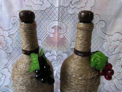 Добрый день!!! Сделала 2  2хлитровых бутылочки подруге.. фото 3