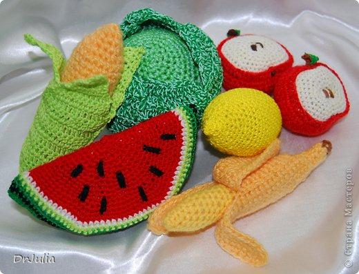 крючком Фрукты/Овощи