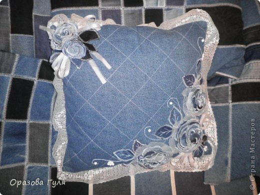 Лоскутное шитье. Новая жизнь старых вещей. фото 12