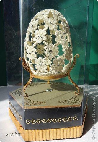 Очень много вопросов, особенно в преддверии Пасхи, задается именно по этому яйцу.  Решила сделать МК и осветить все вопросы сразу. Спасибо вам, что сподвигли меня еще раз окунуться в эту работу. Делаю это с большим удовольствием, с учётом прежних  ошибок и для закрепления пройденного.))))))))))) фото 42
