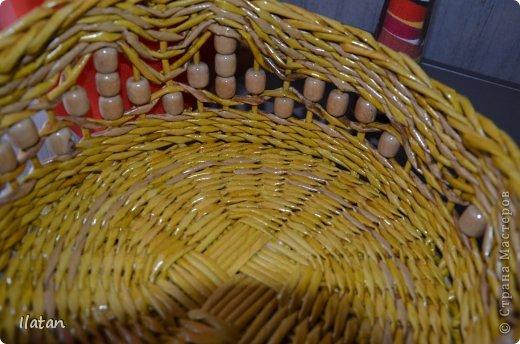 День добрый, мои хорошие жители Страны!!!!!  Всех рада видеть у себя в гостях!  А я все плету потихоньку...  Сегодня поделюсь с Вами очередной плетеночкой..... :)) фото 9