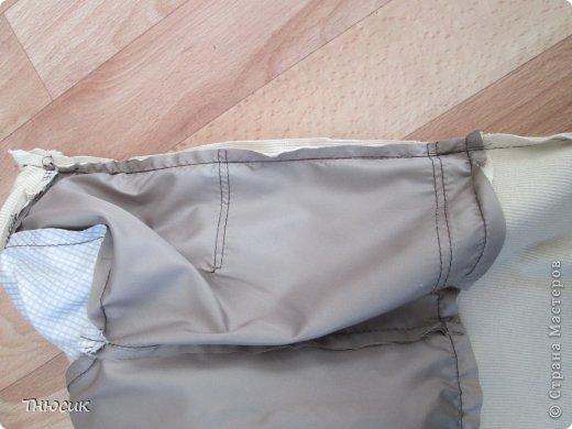 Вот такая курточка у меня получилась. фото 34