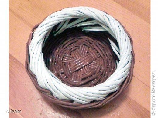 Мастер-класс Плетение Загибка Трубочки бумажные фото 13
