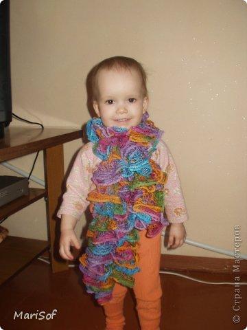Собиралась связать такое платье http://www.liveinternet.ru/users/4911808/post255627056/ . Получилась такая туничка. На этом моток 100гр закончился. фото 3
