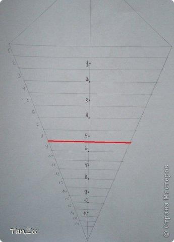 Всем огромный привет! Хочу поделиться со всеми процессом изготовления вот такой закрученной ракушки в технике оригами. Свою работу я назвала мастер-классом. Конечно же, ракушку и способ складывания этой поделки придумала не я, делала по видео-уроку с сайта Планета оригами http://planetaorigami.ru/2012/07/zakruchennaya-rakovina-po-sxeme-tomoko-fuse/  А я хочу показать вам этапы своей работы с пояснениями, которые, я надеюсь, значительно облегчат труд желающим сложить такую ракушку. Сама я раз пятнадцать пересматривала видео, пока точно не посчитала необходимое количество сложений. Если модераторы не посчитают мою запись мастер-классом, то я не обижусь. Сначала советую посмотреть видео, а потом следовать моему Мк. Фотографий будет много, но не пугайтесь, на самом деле все не так сложно, вторую ракушку, которую я вам здесь представляю, я делала уже практически по памяти. Как говорится, глаза боятся, а руки делают! фото 10