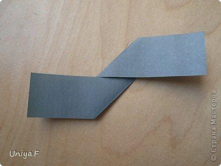 """Добрый день, коллеги!  И так, приступаю к обвальному затуториаливанию.  Незапланированный опрос общественного мнения показал, что эта кусудама наиболее желанна. С нее и начнем. МК в студию!   Name: Milisenta collection """"Ribbon Flowers""""  Designer: Uniya Filonova  Units: 30  Paper: 3*15 cm (1:5) Final height: ~ 9 cm  Joint: no glue фото 5"""