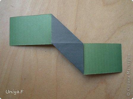 """Добрый день, коллеги!  И так, приступаю к обвальному затуториаливанию.  Незапланированный опрос общественного мнения показал, что эта кусудама наиболее желанна. С нее и начнем. МК в студию!   Name: Milisenta collection """"Ribbon Flowers""""  Designer: Uniya Filonova  Units: 30  Paper: 3*15 cm (1:5) Final height: ~ 9 cm  Joint: no glue фото 6"""