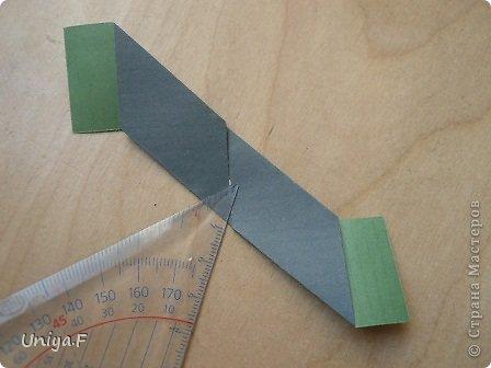 """Добрый день, коллеги!  И так, приступаю к обвальному затуториаливанию.  Незапланированный опрос общественного мнения показал, что эта кусудама наиболее желанна. С нее и начнем. МК в студию!   Name: Milisenta collection """"Ribbon Flowers""""  Designer: Uniya Filonova  Units: 30  Paper: 3*15 cm (1:5) Final height: ~ 9 cm  Joint: no glue фото 8"""