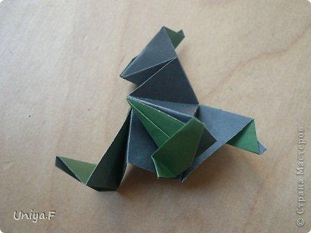"""Добрый день, коллеги!  И так, приступаю к обвальному затуториаливанию.  Незапланированный опрос общественного мнения показал, что эта кусудама наиболее желанна. С нее и начнем. МК в студию!   Name: Milisenta collection """"Ribbon Flowers""""  Designer: Uniya Filonova  Units: 30  Paper: 3*15 cm (1:5) Final height: ~ 9 cm  Joint: no glue фото 21"""