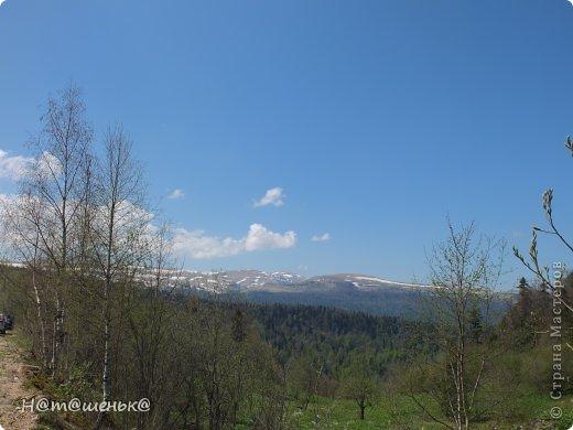 Окруженная со всех сторон горными хребтами и заснеженными вершинами,горная Адыгея похожа на громадную чашу,заполненную до краев сокровищами природы. фото 3