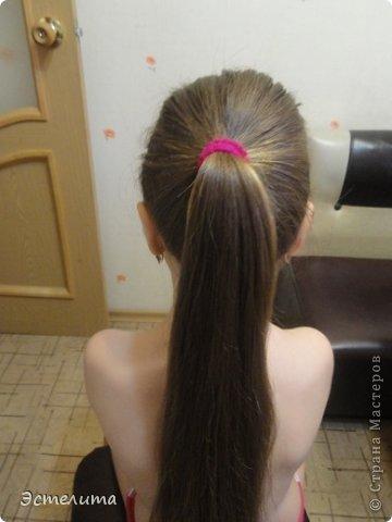 Мастер-класс Прическа Плетение мини мк 5 минут и красота Волосы фото 2
