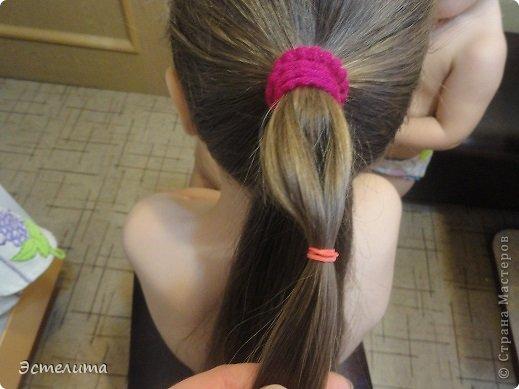 Мастер-класс Прическа Плетение мини мк 5 минут и красота Волосы фото 4