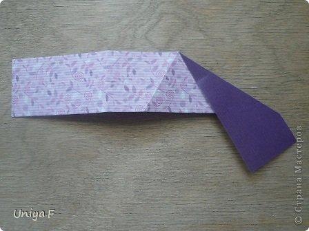 """Большой привет!  Очередной МК. Кусудама """"Зимняя вишня"""". Мне она очень нравится: воздушная, колючая, цветущая. Плюс простая сборка.  Name: Winterсherry collection """"Ribbon Flowers"""" Designer: Uniya Filonova Units: 30 Paper: 2,9 * 15 sm  Final height: ~ 10,5 sm Joint: no glue фото 4"""