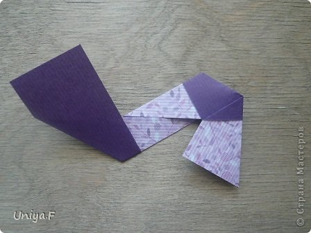 """Большой привет!  Очередной МК. Кусудама """"Зимняя вишня"""". Мне она очень нравится: воздушная, колючая, цветущая. Плюс простая сборка.  Name: Winterсherry collection """"Ribbon Flowers"""" Designer: Uniya Filonova Units: 30 Paper: 2,9 * 15 sm  Final height: ~ 10,5 sm Joint: no glue фото 7"""