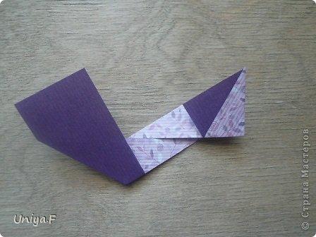 """Большой привет!  Очередной МК. Кусудама """"Зимняя вишня"""". Мне она очень нравится: воздушная, колючая, цветущая. Плюс простая сборка.  Name: Winterсherry collection """"Ribbon Flowers"""" Designer: Uniya Filonova Units: 30 Paper: 2,9 * 15 sm  Final height: ~ 10,5 sm Joint: no glue фото 8"""