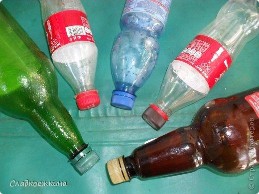 Мастер-класс Моделирование Свинки из пластиковых бутылок Бутылки пластиковые фото 3