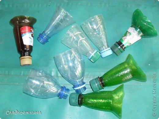 Мастер-класс Моделирование Свинки из пластиковых бутылок Бутылки пластиковые фото 4