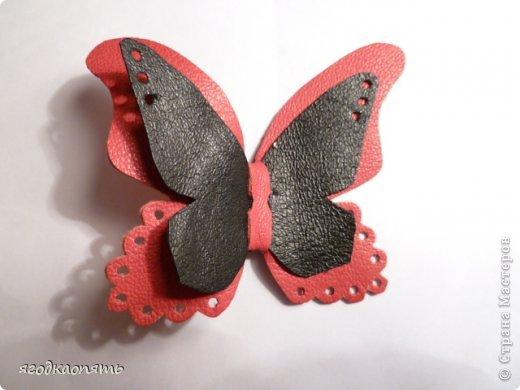 Поделка бабочка из ко 37