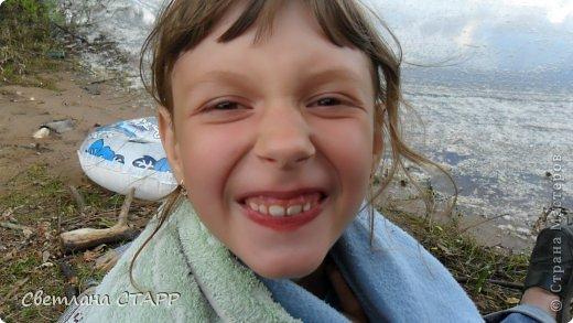 В первый раз Маша купается в этом году! фото 5
