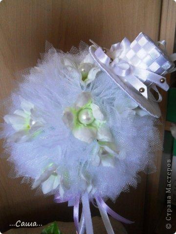 Попросили сделать деревце на свадьбу, вот что получилось... фото 2