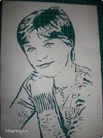 Портрет в подарок фото 2