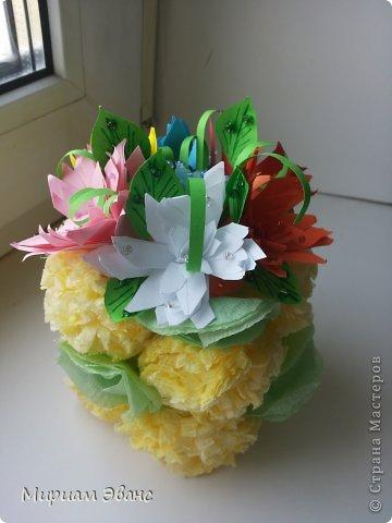 Красивые цветы получатся в конце! фото 1