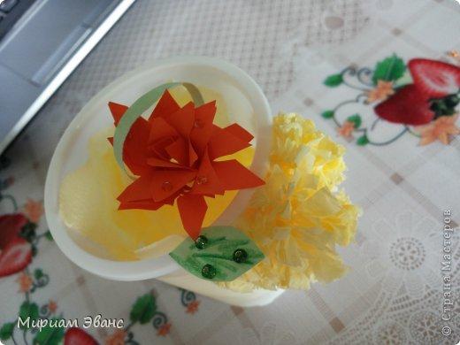 Красивые цветы получатся в конце! фото 11