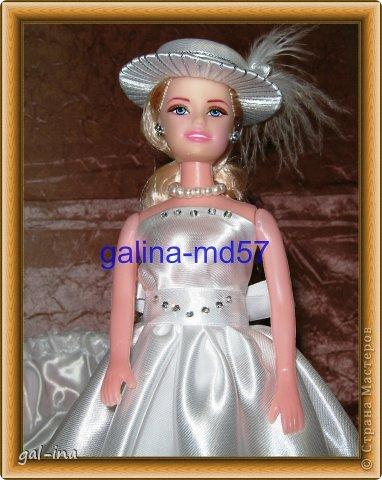 Кукла-шкатулка Невеста фото 2